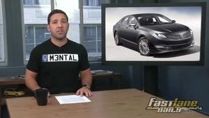 Jaguar XFR-S Spied, Porsche 918 Spyder, Changes For Lincoln, Car Jump!