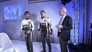 Presentation of the Sauber C32-Ferrari - Sauber F1 Team