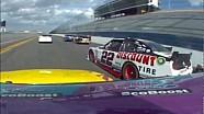 2013 NNS Daytona 300 - Travis Pastrana Onboard - Last 25 laps