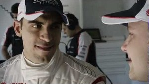 Pastor Maldonado - Williams F1 Team 2013 Season Preview