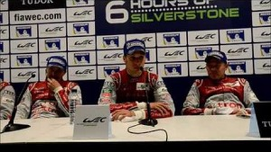 6 Hours of Silverstone - Winners Press Conference - Part 1