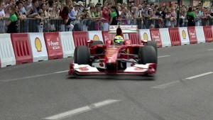 Felipe Massa - Show Run Poland