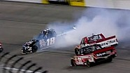 NASCAR Camping World Truck driver Coulter wrecks at Texas 2013