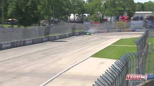 2013 IndyCar Practice 1 at The Milwaukee Mile