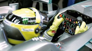 Grand Prix Insights 2013 - Steering Wheel