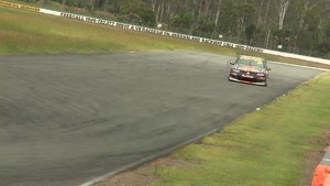 Street Racing in a V8 has Casey Stoner excited
