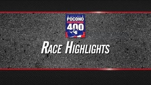 2013 Pocono Race Highlights
