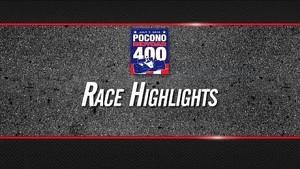 2013 Pocono Race Highlights