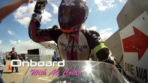 Onboard With Ali Cohen