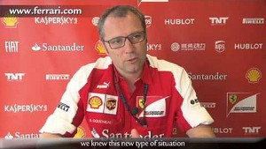 Hungarian Grand Prix - Stefano Domenicali, about race