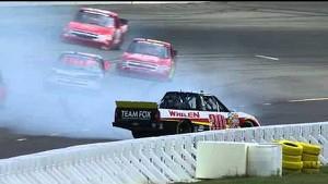 Bodine loses the lead during restart | Pocono, 2013