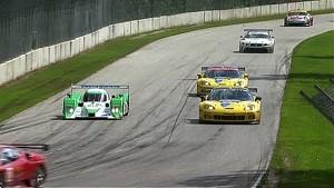 2009 Road America Race Broadcast - ALMS - Tequila Patron - ESPN - Sports Cars - Racing - USCR