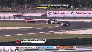 FIA GT Series Qualifying Race - Slovakia - Round 4