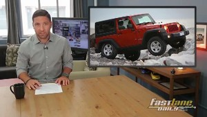 New GT-R, Jaguar SUV, MINI Jeep Wrangler, Panamera Diesel Upgrade, & Friendsday Wednesday!