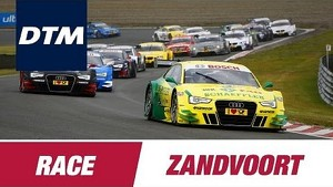 2013 DTM Zandvoort Race - Live
