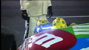NASCAR Pit Problems for Kyle Busch | Charlotte Motor Speedway