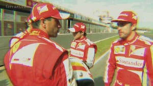 Abu Dhabi Grand Prix - The understudies