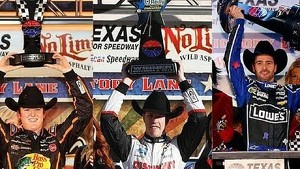 NASCAR Texas Motor Speedway   Weekend Top Five