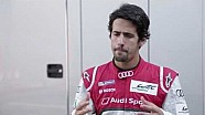 Interview: Lucas di Grassi on the 2014 Audi R18 e-tron quattro