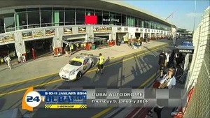 24H Dubai 2014 - Qualification
