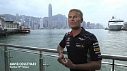 #4F1fans -- David Coulthard talks about 2014's new Formula One Circuit