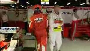 MS walks into toyota garage