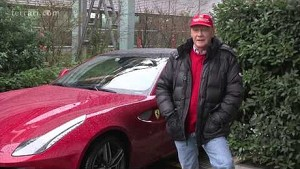 Exclusive interview with Niki Lauda
