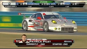 Rolex 24 At Daytona Race Broadcast - Part 2
