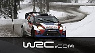 Stages 12-15: Rally Sweden 2014