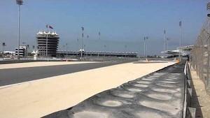 F1 Bahrain testing 2014