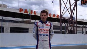 TOYOTA Racing Driver Diary - Anthony Davidson, FIA WEC Prologue 2014