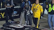 Tempers flare between Kenseth and Keselowski | Richmond (2014)