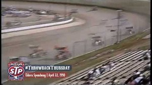 #ThrowbackThursday: World of Outlaws Sprint Cars 1990 Eldora Speedway Rossburg, Ohio