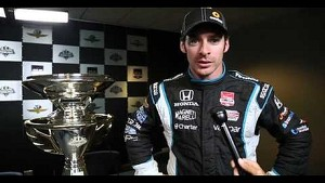Simon Pagenaud wins the Grand Prix of Indianapolis