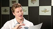 Josef Newgarden's Indianapolis 500 Video Blog: Day 1