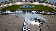 Final Laps: Sam Hornish Jr. wins at Iowa Speedway