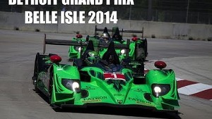 Detroit Grand Prix 2014 - Race Day with ESM Racing