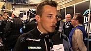 Le Mans 2014 - Christian Klien, pilote de la Morgan-Judd n°43