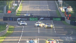 Le Mans 2014: Crash or not?