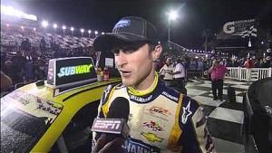 Kahne: 'It was a fun race'