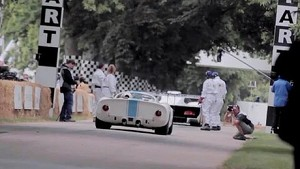Celebrating historic motorsport at Goodwood and beyond