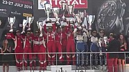 Total 24hrs of Spa 2014 - Session 5 - Podiums