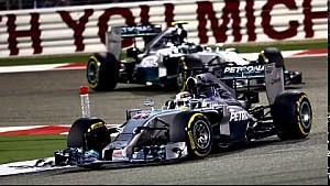 Radio: Hamilton Ignores Team Orders
