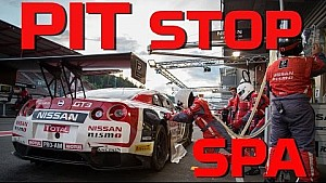 How to change 4 wheels in seconds! POV pit stop!