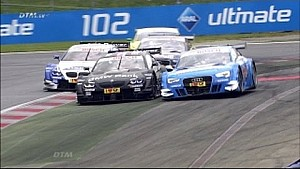 DTM Spielberg 2014 - Top 5 Best Moments Austria