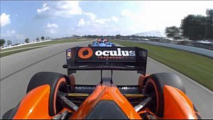 IndyCar In-Car Theater: Mid-Ohio