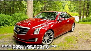 2015 Cadillac ATS Coupe Review - Fast Lane Daily