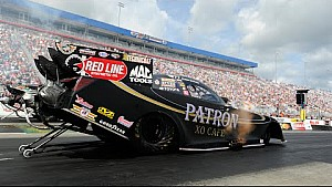 Alexis Dejoria earns No. 1 qualifier Charlotte | NHRA