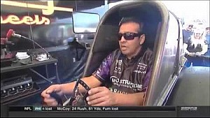 How do you stop a 300+ MPH NHRA Funny Car?