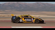 K-PAX Racing McLaren at Miller GP - 2014